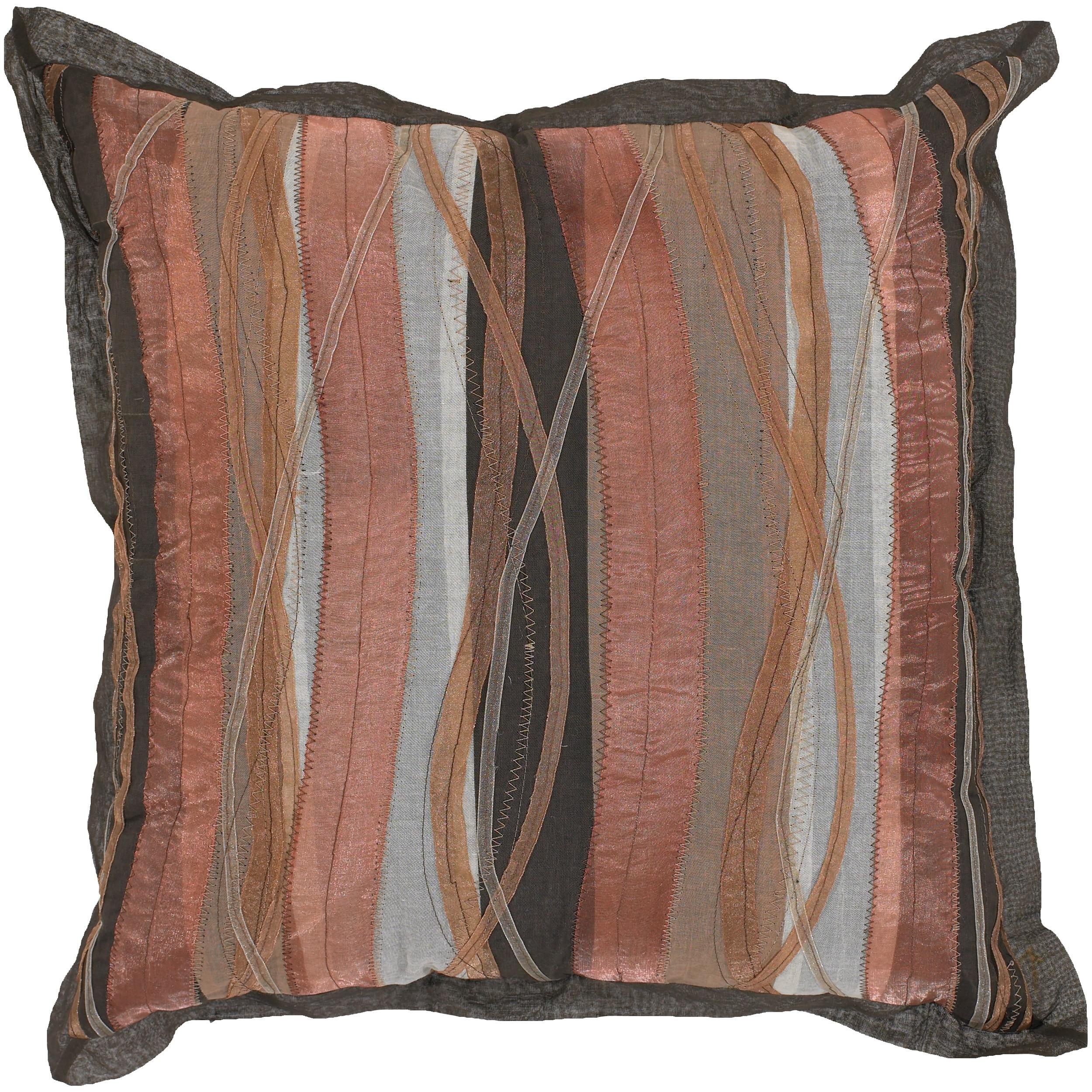 Decorative 18-inch Lausanne Pillow