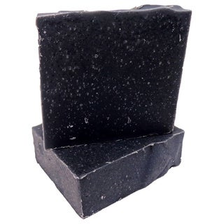 Handmade Deep Acne Cleansing Activated Charcoal Natural Moisturizing Soap
