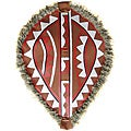 Pacific Solution Collectors Native American Tribal War Shield