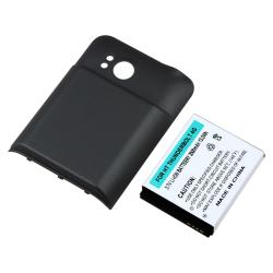 Compatible Extended Li-ion Battery with Cover for HTC Thunderbolt 4G