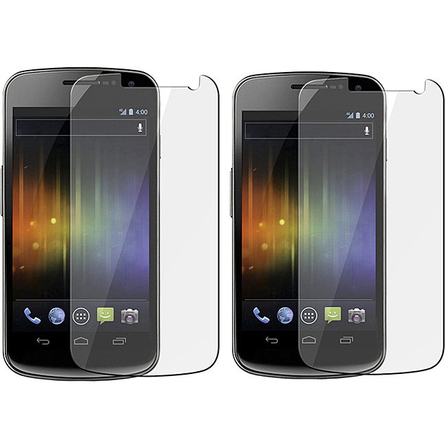 Screen Protector for Samsung Galaxy Nexus i9250 (Pack of 2)