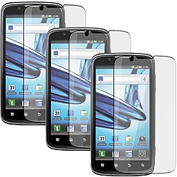 Screen Protector for Motorola Atrix 2 MB865 (Pack of 3)