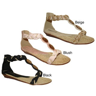 Bucco Women's Espadrille Sandals