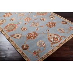Hand-tufted Clonmel Wool Rug (8' x 11')