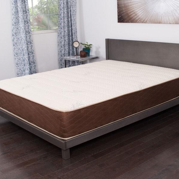 NuForm Allure Talalay Latex Soft/ Medium/ Firm 11-inch Cal King-size Mattress
