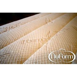 NuForm Allure Talalay Latex Soft/ Medium/ Firm 11-inch Cal King-size Mattress
