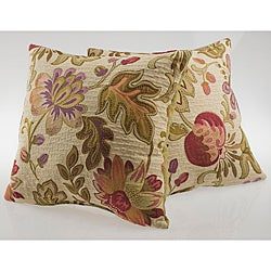 Primrose Square Decorative Pillows (Set of 2)