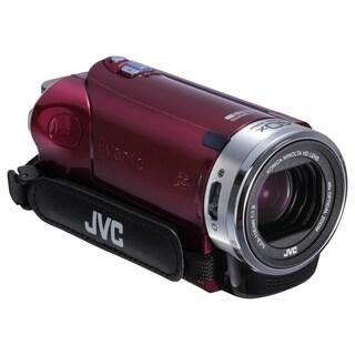 """JVC Everio GZ-E200 Digital Camcorder - 3"""" - Touchscreen LCD - CMOS -"""