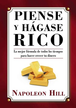Piense y hagase rico / Think and Grow Rich (Paperback)