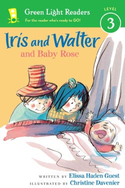 Iris and Walter and Baby Rose (Paperback)