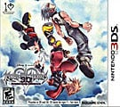 NinDS 3DS - Kingdom Hearts: Dream Drop Distance