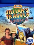 Jillian's Travels: Africa (Blu-ray Disc)
