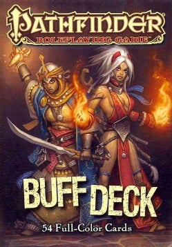 Pathfinder Roleplaying Game Buff Deck (Cards)