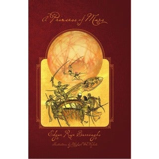 A Princess of Mars (Hardcover)