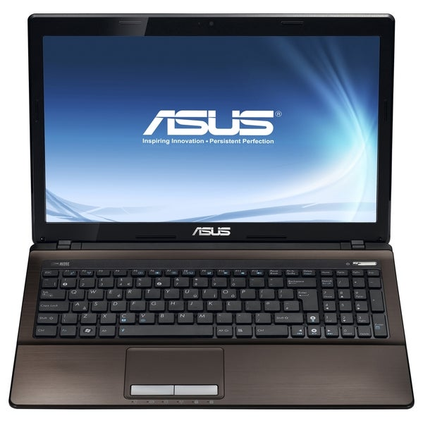 "Asus K53E-DS52 15.6"" Notebook - Intel Core i5 i5-2450M Dual-core (2 C"