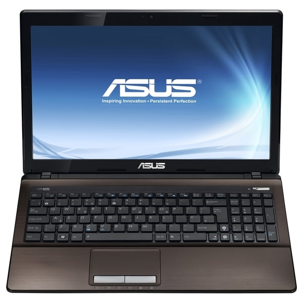 "Asus K53E-DS52 15.6"" Notebook - Intel Core i5 (2nd Gen) i5-2450M Dual"