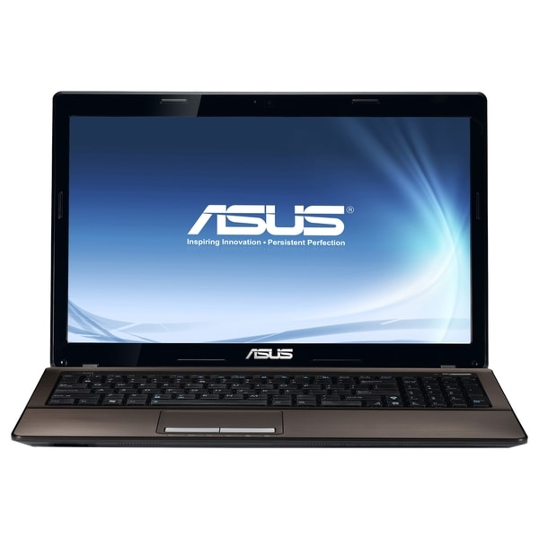 """Asus K53SD-DS51 15.6"""" Notebook - Intel Core i5 i5-2450M Dual-core (2"""