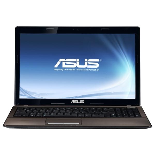 """Asus K53SD-DS51 15.6"""" Notebook - Intel Core i5 (2nd Gen) i5-2450M Dua"""