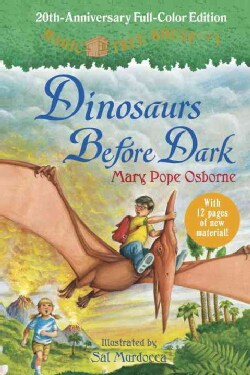 Dinosaurs Before Dark: Full Color Edition (Hardcover)