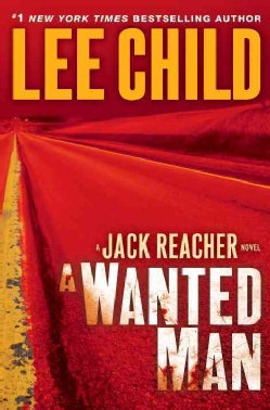 A Wanted Man (Hardcover)