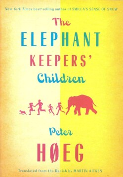 The Elephant Keepers' Children (Hardcover)
