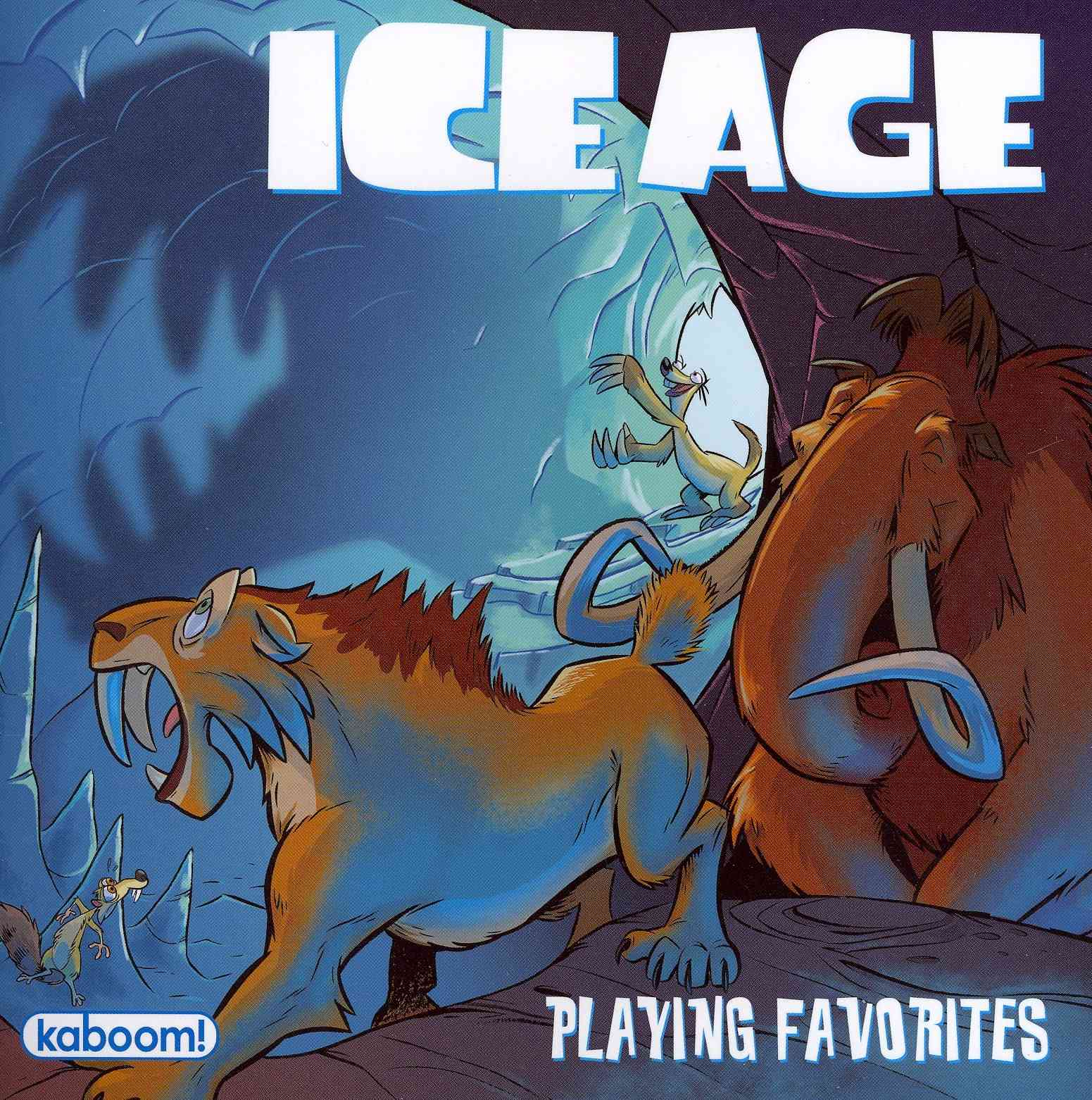 Ice Age: Playing Favorites (Paperback)