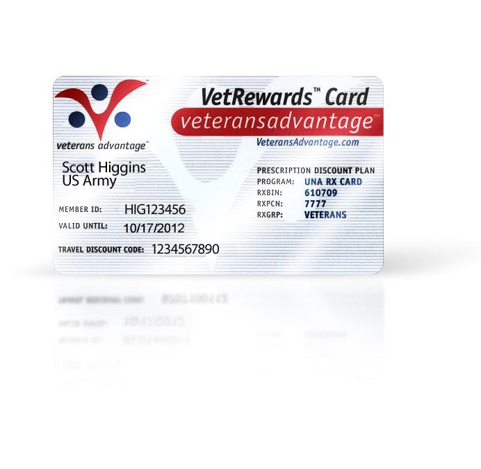 Veterans Advantage Three-year Membership
