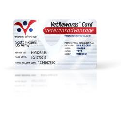 Veterans Advantage One-year VetRewards Discount Membership Program