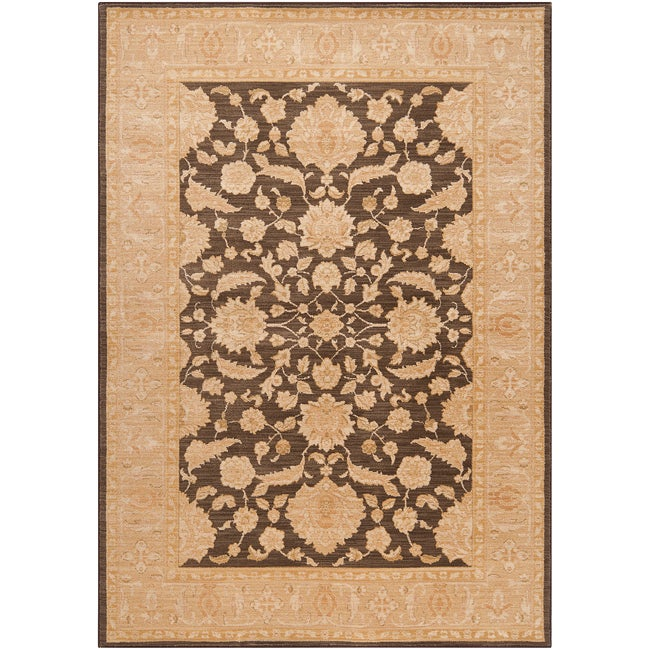 Machine Made Andes Rug (7'10 x 11'2)