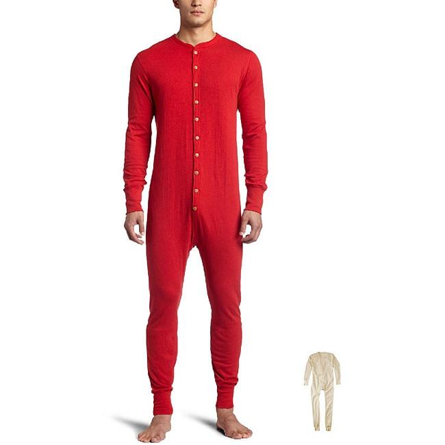 Hanes Men's Thermal Union Suit