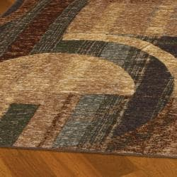 Mohawk Home Strata Dakota Beige Rug (8' x 10')