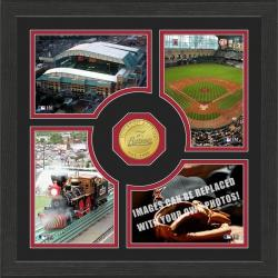 Highland Mint Houston Astros 'Fan Memories' Minted Coin Photo Frame
