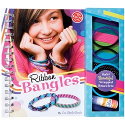Klutz 'Ribbon Bangles Book' Kit