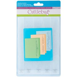 Provo Craft Cuttlebug 'Wedding' Embossing Borders (Pack of 5)