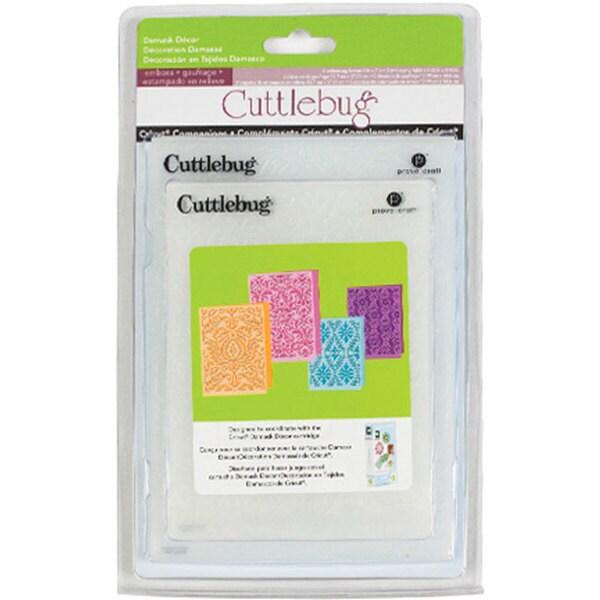Cricut Cuttlebug 'Damask Decor' Companion Folder