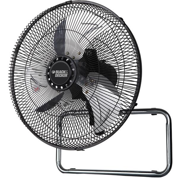 Black & Decker Three-in-one Floor Fan