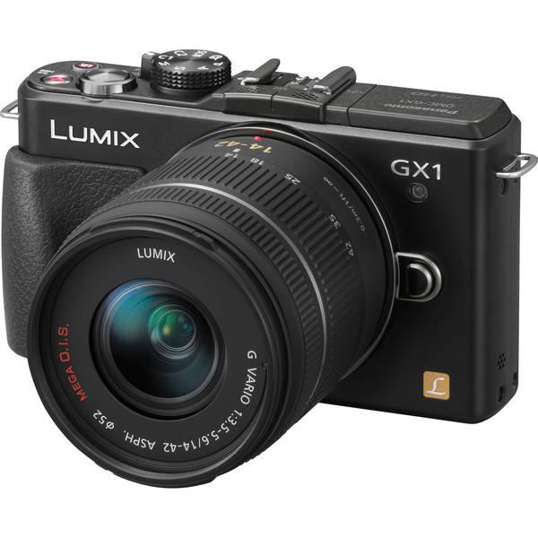 Panasonic Lumix DMC-GX1 16 Megapixel Mirrorless Camera with Lens - 14