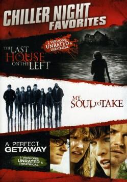 Chiller Night Favorites (DVD)