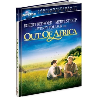 Out of Africa DigiBook (Blu-ray/DVD)