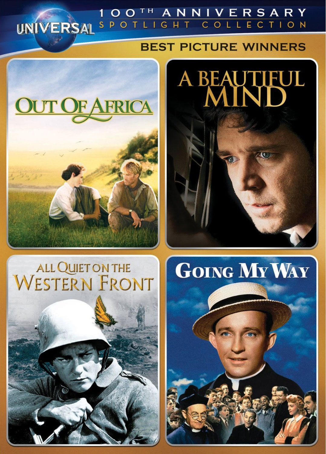 Best Picture Winners Spotlight Collection (DVD)