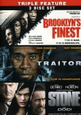 Brooklyn's Finest/Traitor/Stone (DVD)