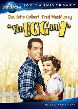 The Egg And I (DVD)