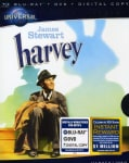 Harvey (Blu-ray/DVD)