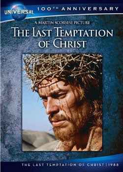 The Last Temptation of Christ (DVD)