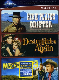 Westerns Spotlight Collection (DVD)