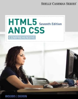HTML5 and CSS: Comprehensive (Paperback)