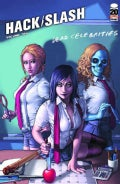 Hack / Slash 10: Dead Celebrities (Paperback)