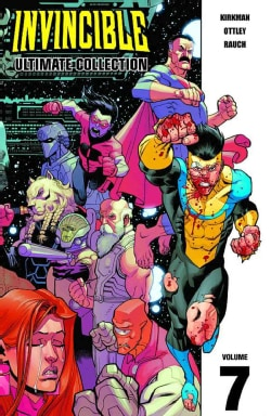 Invincible Ultimate Collection 7 (Hardcover)