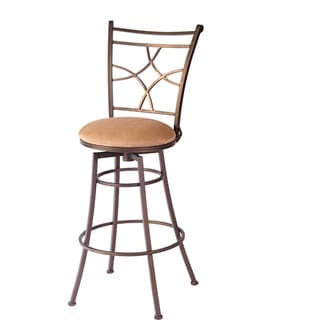 Bel-Air Full Swivel Bar Stool