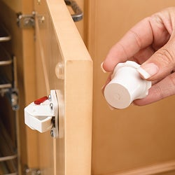 Rev-A-Lock Cabinet Security System